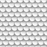 Roof tile background. Royalty Free Stock Image