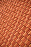 Roof tile detail - Dubrovnik Royalty Free Stock Image