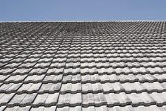 Roof tile landscape Stock Images
