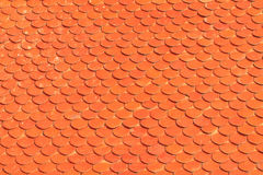 Roof tile Royalty Free Stock Image