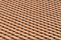 Roof tile texture background Stock Images