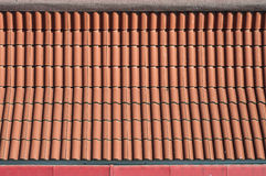 Roof Tile Royalty Free Stock Images