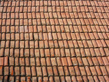 Roof tiles Royalty Free Stock Photos