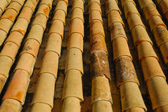 Roof tiles Royalty Free Stock Images