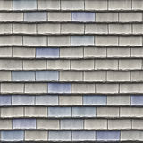 Roof tiles. A seamless pattern of roof tiles Stock Images