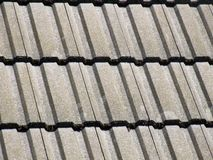Roof Tiles 4 Royalty Free Stock Image
