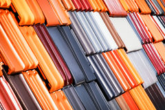 Free Roof Tiles Royalty Free Stock Image - 65409516