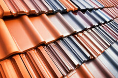 Free Roof Tiles Royalty Free Stock Photos - 65668338