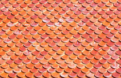 Roof tiles background Royalty Free Stock Image