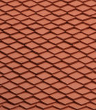 Roof tiles of Buddhist temple Stock Photo