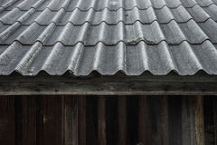 Roof tiles. Royalty Free Stock Photo