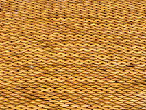 Roof tiles pattern and texture Stock Image