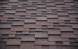 Roof tiles. Picture can be used as a background Stock Images