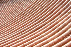 Roof tiles Royalty Free Stock Photography