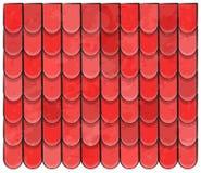 roof tiles texture beautiful banner wallpaper design illustration stock illustration