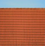 Roof With Tiles Royalty Free Stock Photos