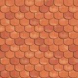 Roof tiling Stock Photography