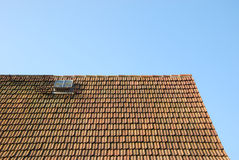 Roof top Royalty Free Stock Photos