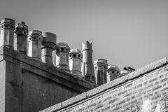 Roof Top Royalty Free Stock Photography