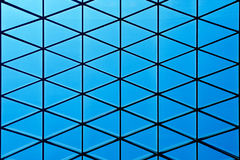 Roof top graphic pattern. Detail Royalty Free Stock Image