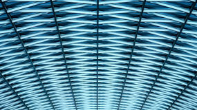 Roof top graphic pattern. Detail Stock Images