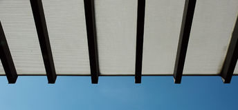 Free Roof Top Sky Blue Royalty Free Stock Photos - 16100058
