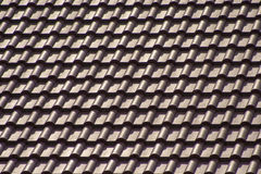 Roof top tiles Royalty Free Stock Images