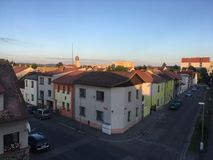Roof top view Royalty Free Stock Photography