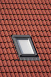 Roof top window Royalty Free Stock Photo