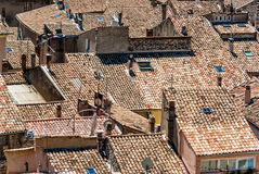 Roof tops Royalty Free Stock Photo