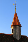 Roof and tower Stock Image