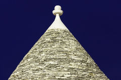 Roof of Trulli in Alberobello Royalty Free Stock Photos