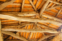 Roof truss Stock Photos