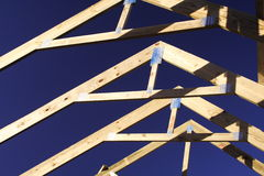 Free Roof Trusses Stock Photo - 971460