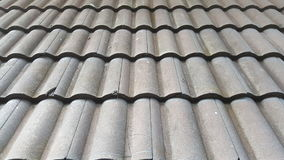 Roof in University of Thailand Stock Photography