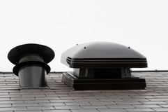 Roof vent Royalty Free Stock Photos