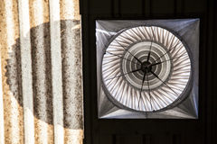 Roof Ventilation Royalty Free Stock Photo