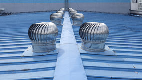 Roof ventilator Royalty Free Stock Photo