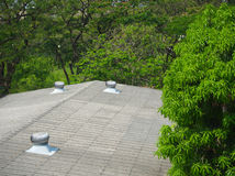 Roof Ventilator Royalty Free Stock Photos