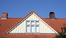 Roof Window Royalty Free Stock Photos