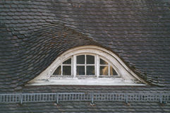 Free Roof Window Royalty Free Stock Photography - 8373017