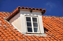 Roof window. Stock Images
