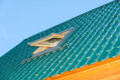 Roof window Royalty Free Stock Photos