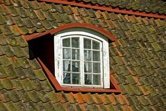 Roof window Royalty Free Stock Images