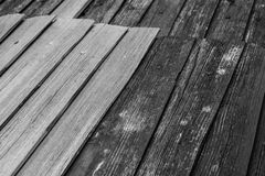 Roof wooden tile Stock Photos