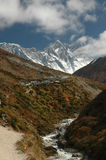 The Roof of the Worl- Himalaya, Nepal Stock Photography