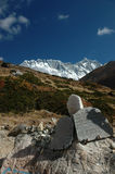 The Roof of the Worl- Himalaya, Nepal Stock Photo