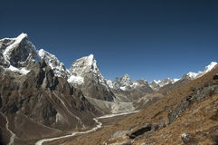 The Roof of the Worl- Himalaya, Nepal Stock Images