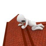 Roofers Images libres de droits