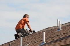 roofing Imágenes de archivo libres de regalías